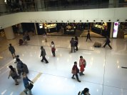 THE FIRST NIGHT : SHATIN – A MAZE OF GLASS